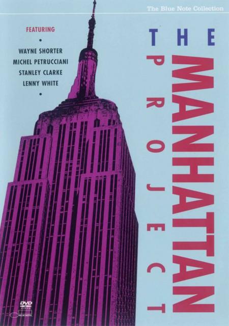 Çeşitli Sanatçılar: The Manhattan Project - DVD