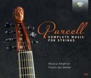 Musica Amphion, Pieter-Jan Belder: Purcell: Complete Music for Strings - CD