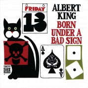 Albert King: Born Under A Bad Sign [Stax Remasters] Original recording remastered - CD