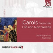 Theatre of Voices, Paul Hillier: Carols - CD