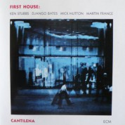 First House: Cantilena - CD