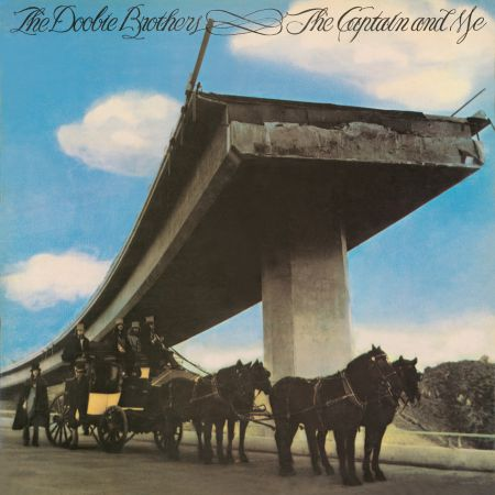 The Doobie Brothers: The Captain And Me - Plak
