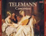 Wiener Akademie, Martin Haselböck, English Chamber Orchestra, Thomas Indermühle: Telemann: Concertos - CD