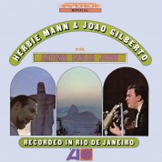Herbie Mann, João Gilberto: Recorded In Rio De Janeiro - Plak
