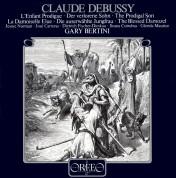 Gary Bertini, Jessye Norman, José Carreras, Dietrich Fischer-Dieskau, Radio Sinfonieorchester Stuttgart: Debussy: L'Enfant Prodigue - Plak