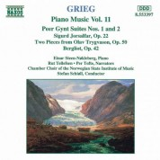Grieg: Peer Gynt, Suites Nos. 1And 2 / Sigurd Jorsalfar / Bergliot - CD