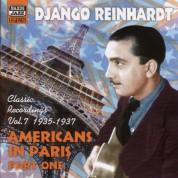 Django Reinhardt: Reinhardt, Django: Americans in Paris (1935-1937) - CD