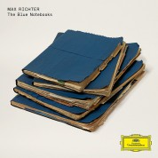 Max Richter: The Blue Notebooks (Black Vinyl) - Plak