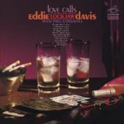 Eddie 'Lockjaw' Davis: Love Calls - Plak