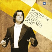 Philharmonia Orchestra, New Philharmonia Orchestra, Riccardo Muti: Schumann: Symphonies 1-4 - CD