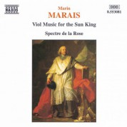 Marais: Viol Music for the Sun King - CD