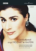 Cecilia Bartoli sings Mozart & Haydn - DVD