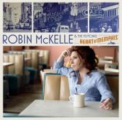 The Flytones, Robin Mckelle: Heart of Memphis - Plak