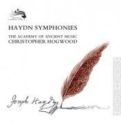 Christopher Hogwood, The Academy of Ancient Music: Haydn: Symphonies - CD