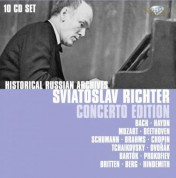 Sviatoslav Richter: Historical Russian Archives - Sviatoslav Richter - CD