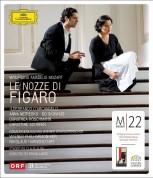 Mozart: Le Nozze Di Figaro - BluRay