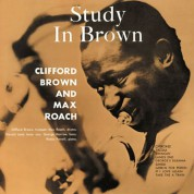 Clifford Brown, Max Roach: Study in Brown - Plak