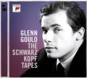 Glenn Gould, Elizabeth Schwarzkopf: The Schwarzkopf Tapes - CD