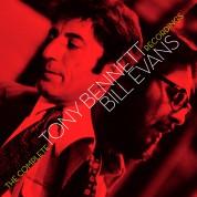 Bill Evans, Tony Bennett: Complete Tony Bennett/Bill Evans Recordings - CD