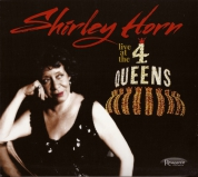 Shirley Horn: Live At The 4 Queens - CD