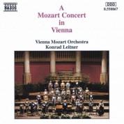 Konrad Leitner: Mozart Concert in Vienna - CD