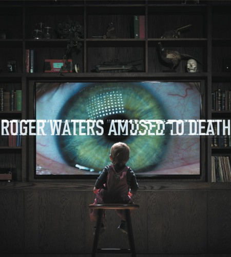 Roger Waters: Amused To Death (CD + BluRay Audio) - CD