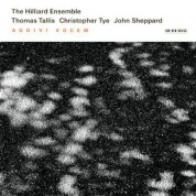 The Hilliard Ensemble: Thomas Tallis / Christopher Tye / John Sheppard - Audivi vocem - CD