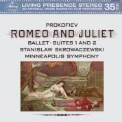 Minneapolis Symphony Orchestra, Stanislaw Skrowacziewski: Prokofiev: Romeo & Juliet Suites Nos. 1 & 2 - Plak