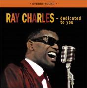 Ray Charles: Dedicated To You + The Genius Sings The Blues + 2 Bonus Tracks - CD