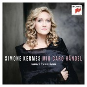 Simone Kermes: Mio Caro Handel - CD