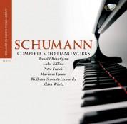 Klára Würtz, Çeşitli Sanatçılar: Schumann: Complete Solo Piano Works - CD