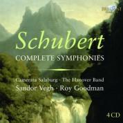Camerata Salzburg, Sandor Vegh, Hannover band, Roy Goodman: Schubert: The Complete Symphonies - CD