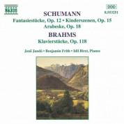 Schumann, R.: Fantasiestucke, Op. 12 / Brahms: Klavierstucke, Op. 118 - CD