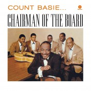 Count Basie: Chairman Of The Board - Plak