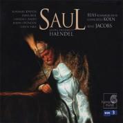 RIAS Kammerchor, Concerto Köln, René Jacobs: Saul / Georg Friedrich Haendel - CD