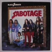 Black Sabbath: Sabotage - Plak