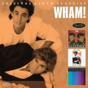 Wham!: Original Album Classics - CD