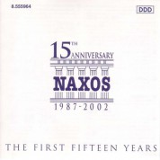 Naxos 15th Anniversary Cd - CD