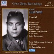 Gounod: Faust (Beecham) (1947-1948) - CD