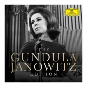 Gundula Janowitz: The Gundula Janowitz Edition - CD