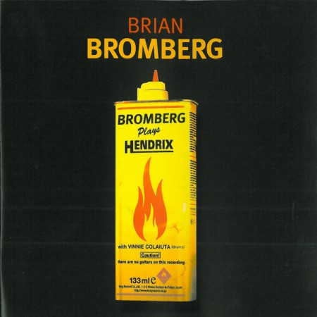 Brian Bromberg: Bromberg Plays Hendrix - CD
