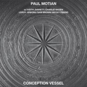 Paul Motian: Conception Vessel - CD