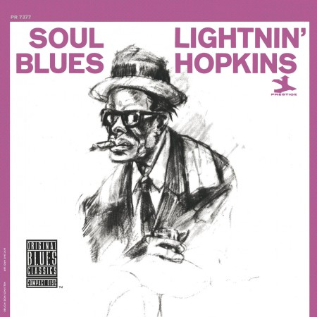 Lightnin' Hopkins: Soul Blues - CD