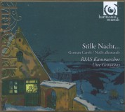 RIAS Kammerchor, Uwe Gronostay: Stille Nacht - German Carols - CD