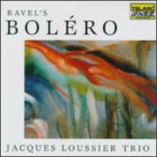 Jacques Loussier Trio: Ravel: Bolero - CD