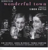 Sir Simon Rattle, Kim Criswell, Audra McDonald, Thomas Hampson, Birmingham Contemporary Music Group: Bernstein: Wonderful Town - CD