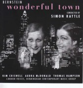 Sir Simon Rattle, Kim Criswell, Audra McDonald, Thomas Hampson, Birmingham Contemporary Music Group: Bernstein: Wonderful Town - CD