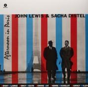 John Lewis, Sascha Distel: Afternoon in Paris - Plak