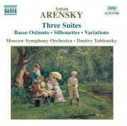 Arensky: Suites Nos. 1-3 - CD
