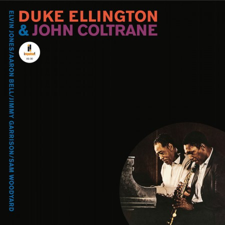 Duke Ellington, John Coltrane: Duke Ellington & John Coltrane - CD